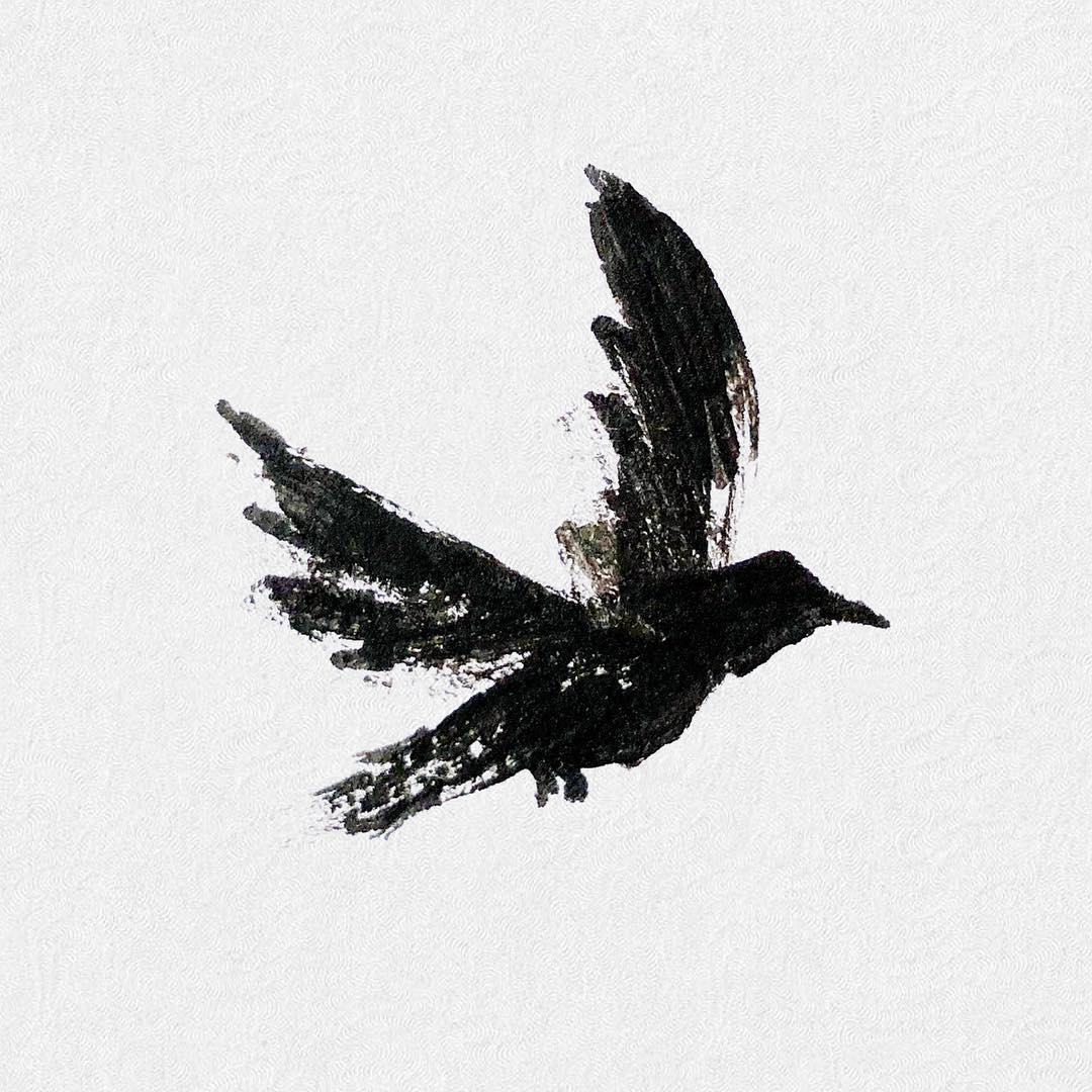 """""""Crow"""" - a hypothetical service that provides and teaches the material needed for crocheting dope swag"""