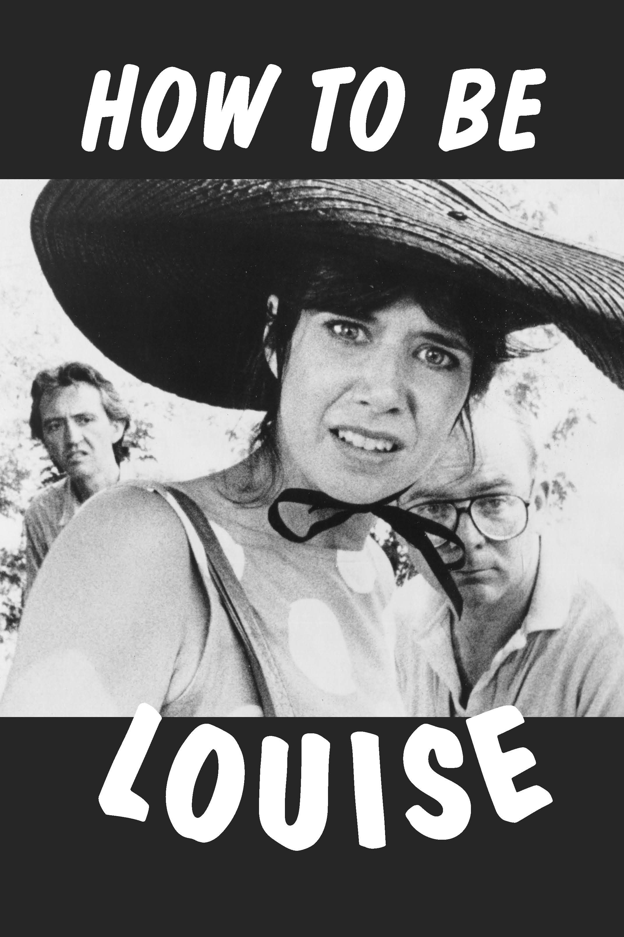 How to be Louise Poster v2.jpg