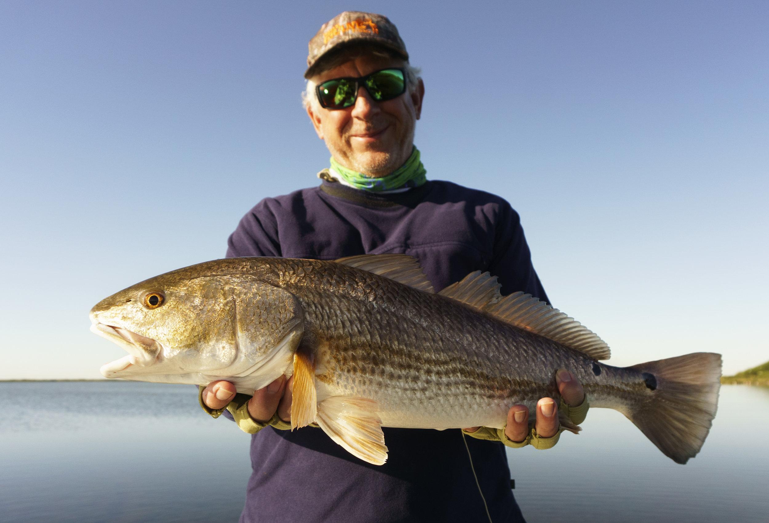 Nice Looking Redfish