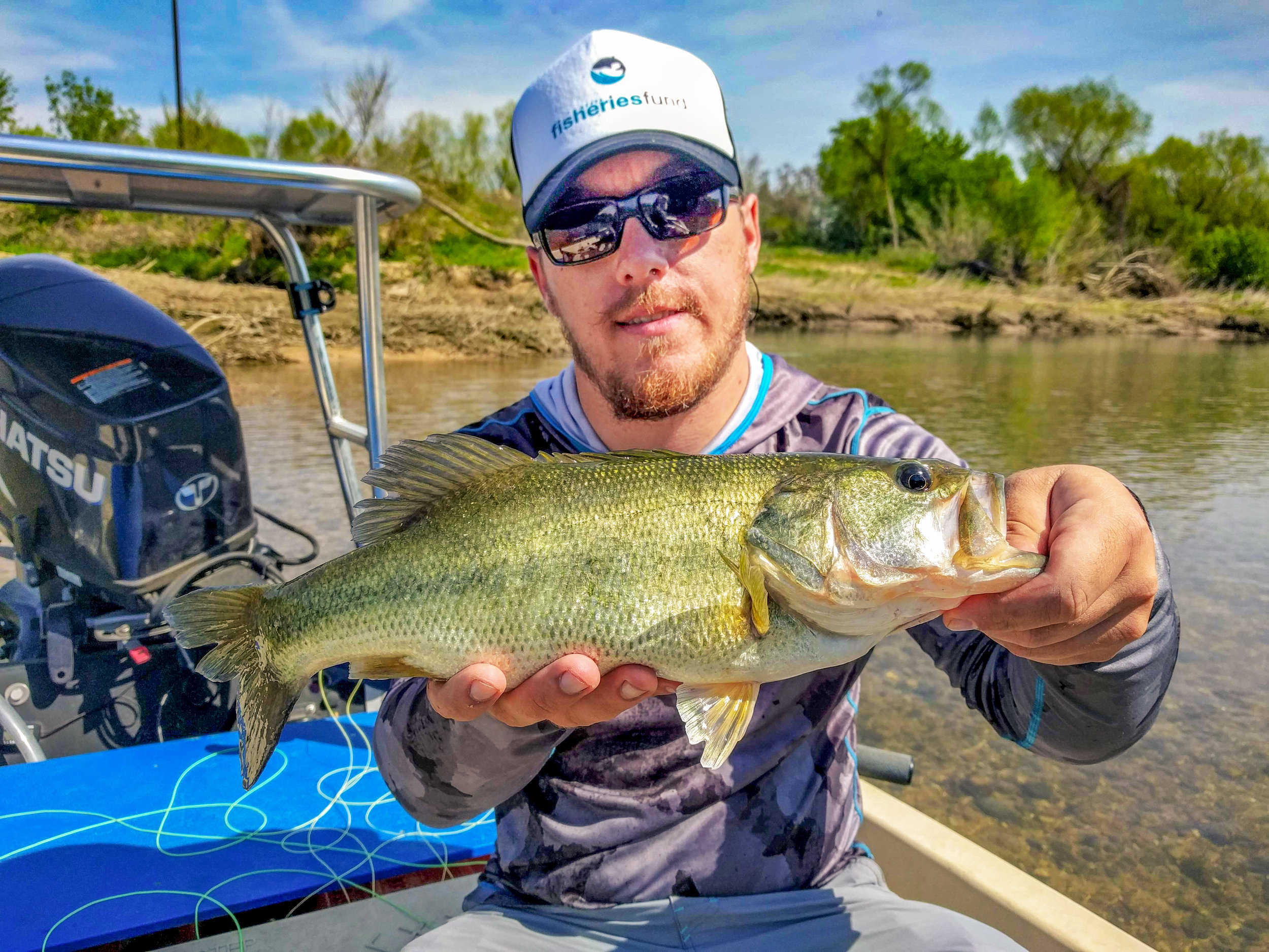 Colorado River Largemouth Bass