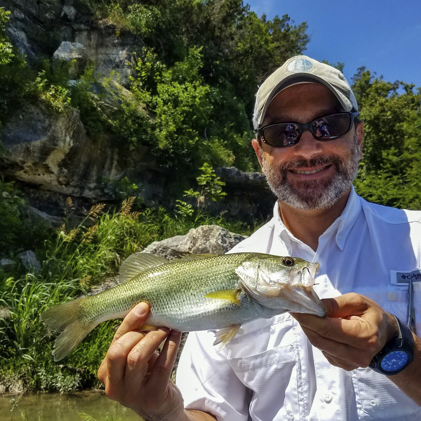 Guadalupe River Bass