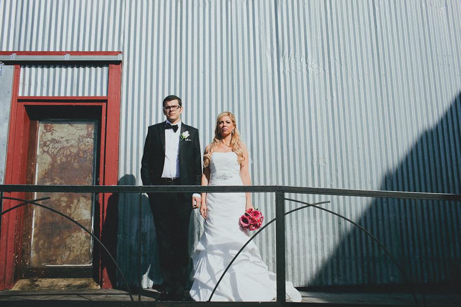 las vegas art district wedding photography
