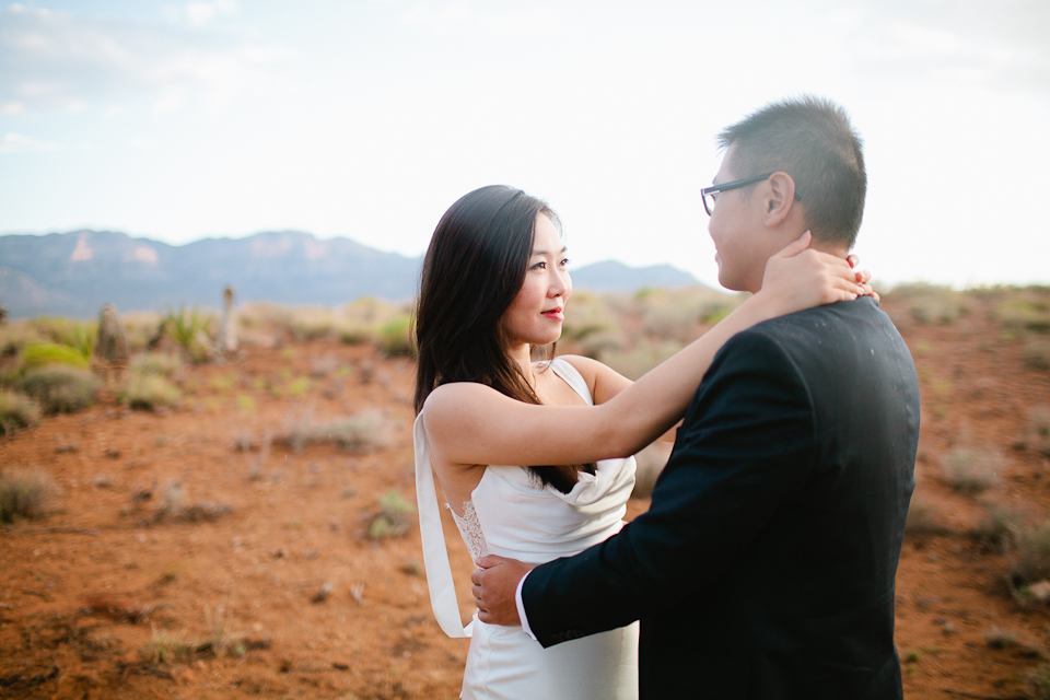Las Vegas elopement photographer