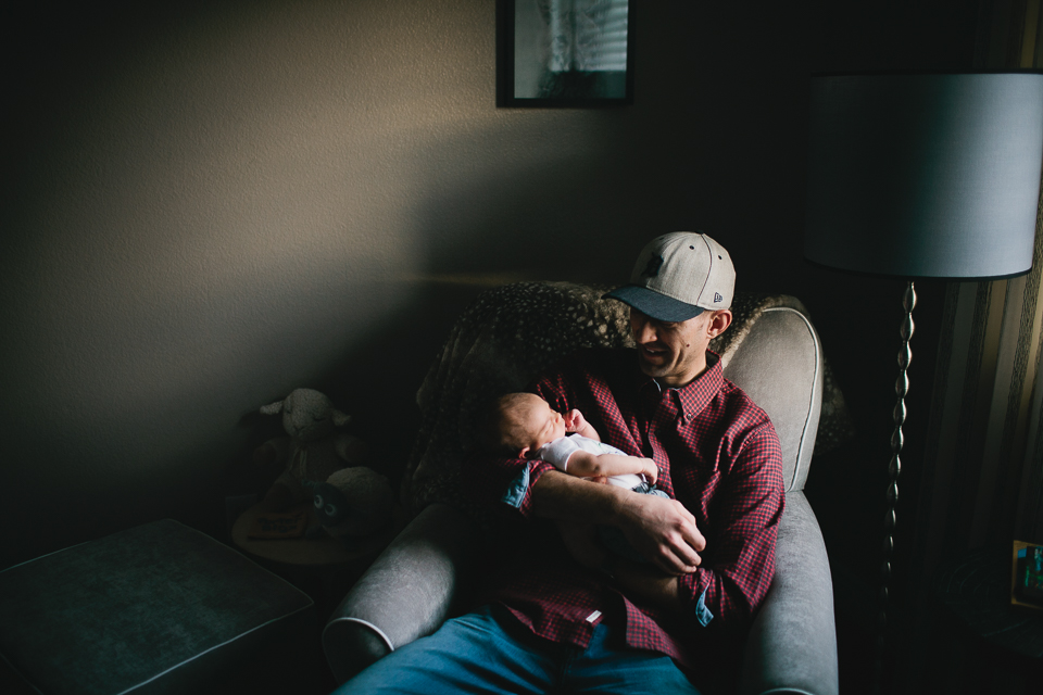 Las Vegas Lifestyle Newborn Photographer