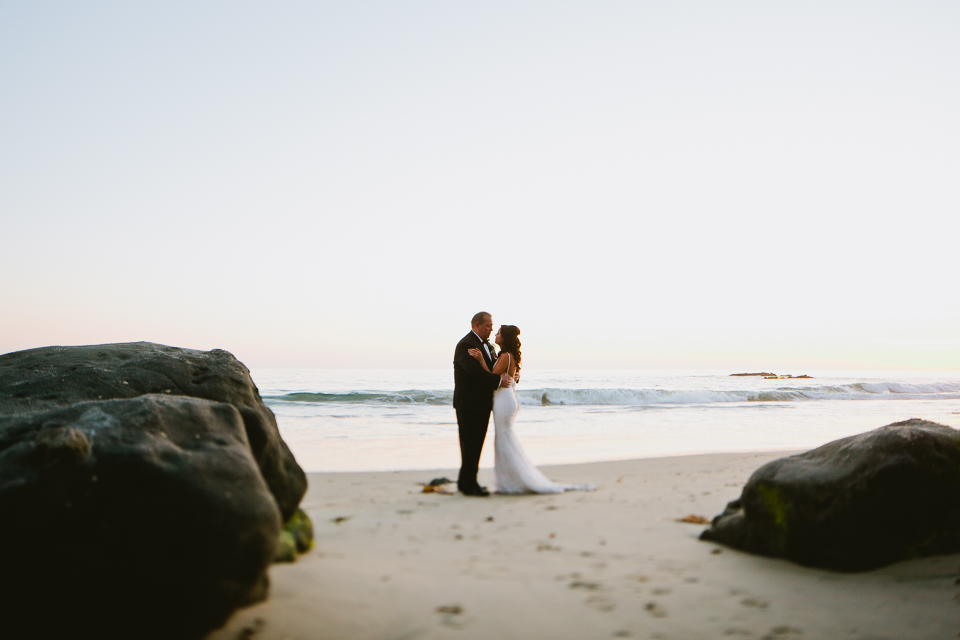 Surf and Sand Resort wedding