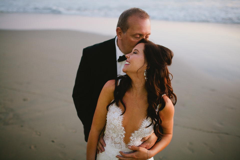 Surf and Sand Resort wedding photography