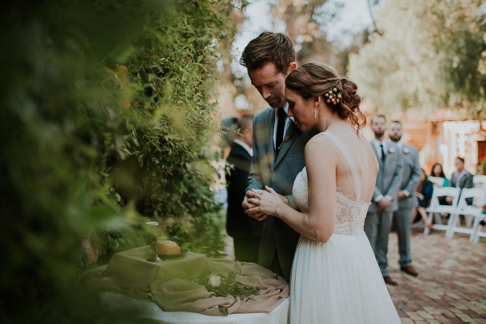 first communion wedding ceremony