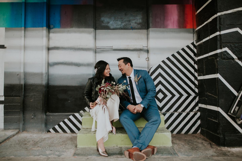 Las Vegas elopement photographers