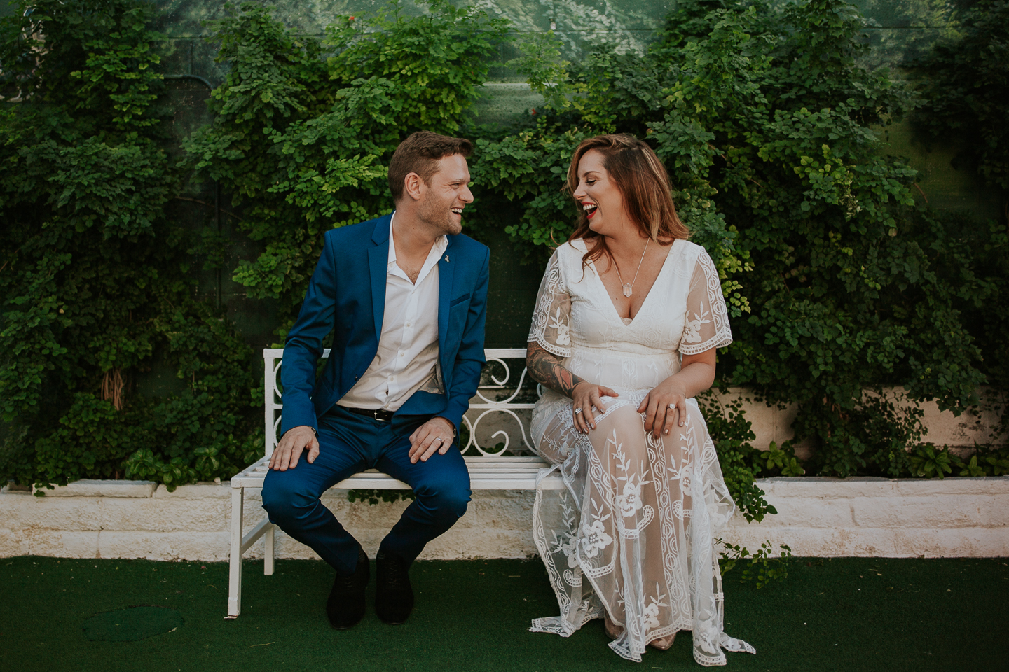 fun las vegas wedding elopement