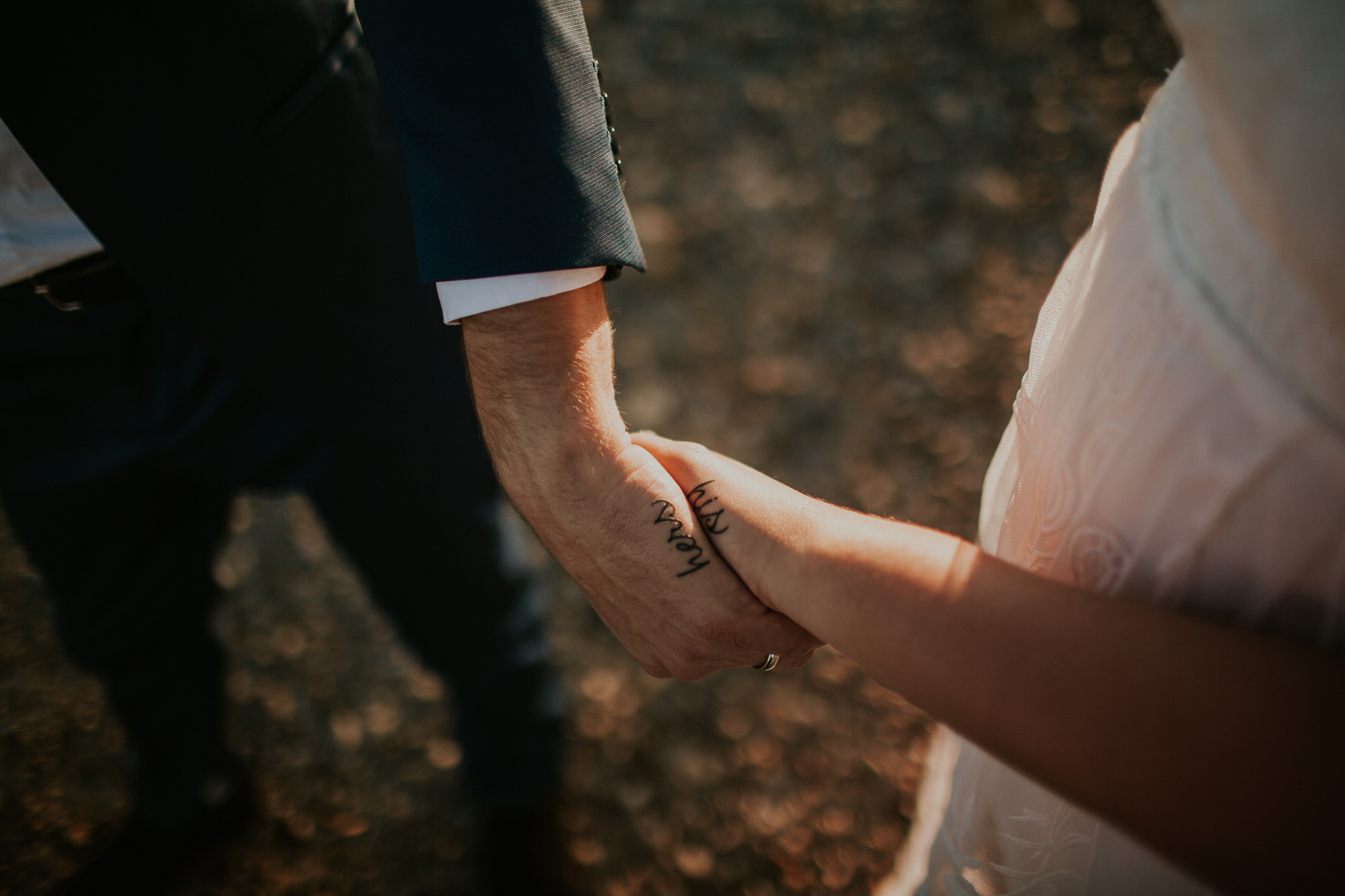 las vegas wedding tattoos