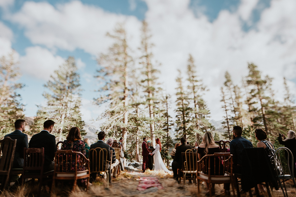 Mammoth lakes wedding photographers
