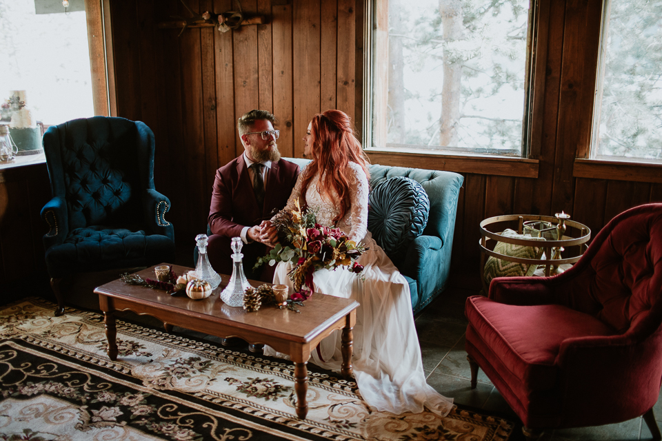 pokonobe lodge wedding