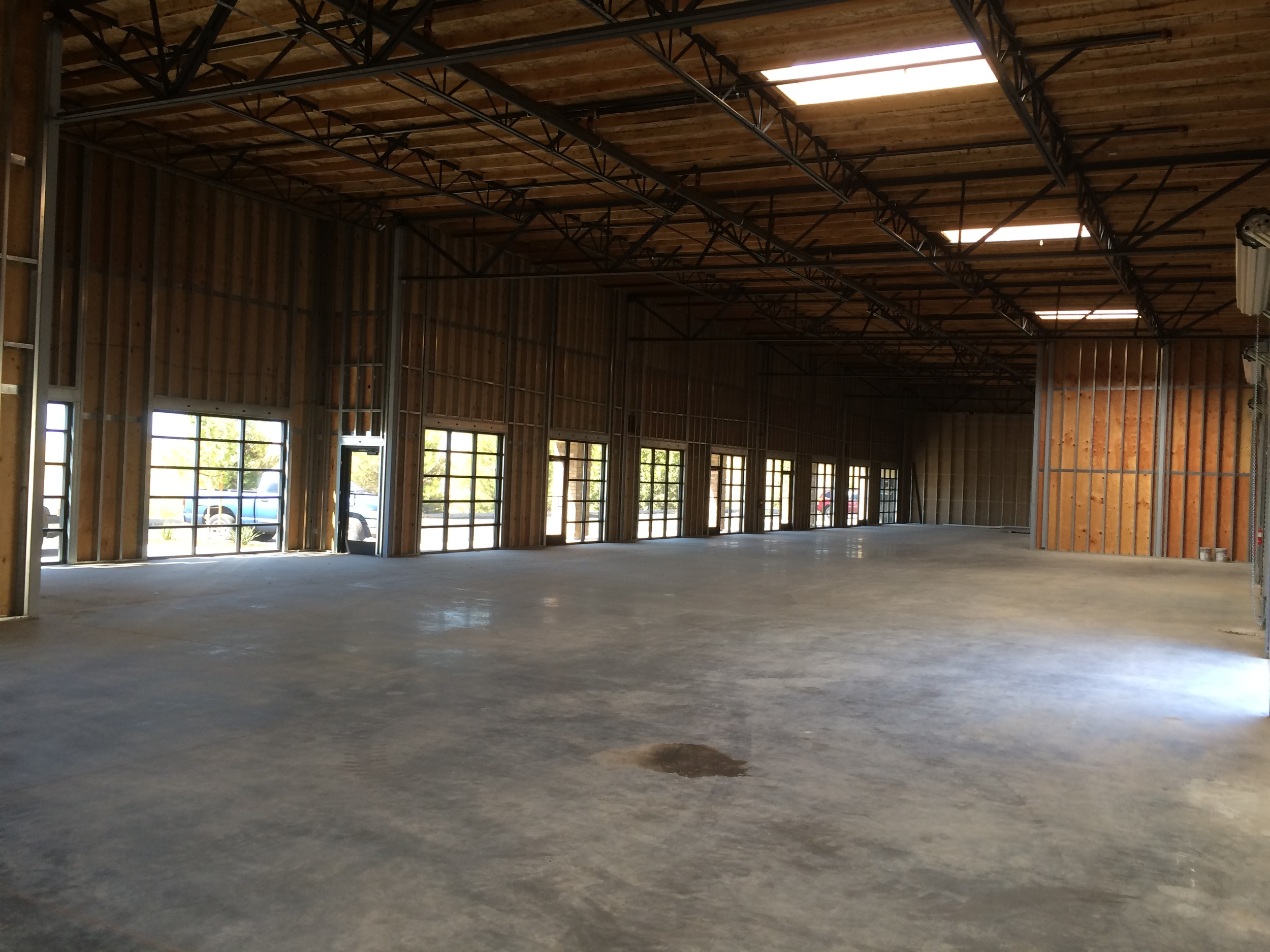 The new Mraz Brewing Company brewery and barrel-aging facility in El Dorado Hills.