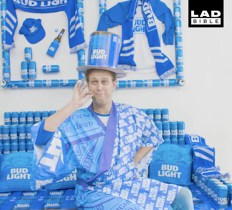 Buddy Light - Bud Light advert directed by Justin Barnwell