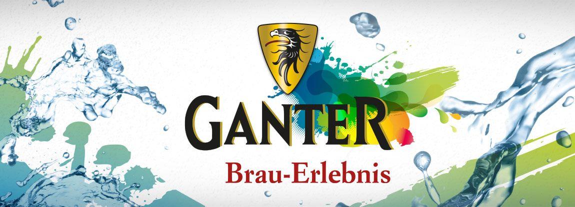 GANTER Brau-Erlebnis
