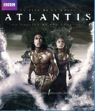 Atlantis   was a factual drama broadcast on BBC1.  A re-imagining of the volcanic eruption that destroyed Santorini in 1600 B.C.