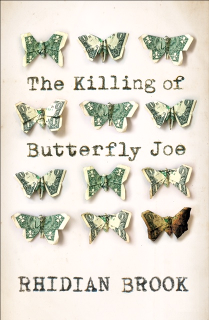 When I was 23 I had a job selling butterflies in glass cases. I sold on the road in 32 states. This novel was inspired by that adventure.