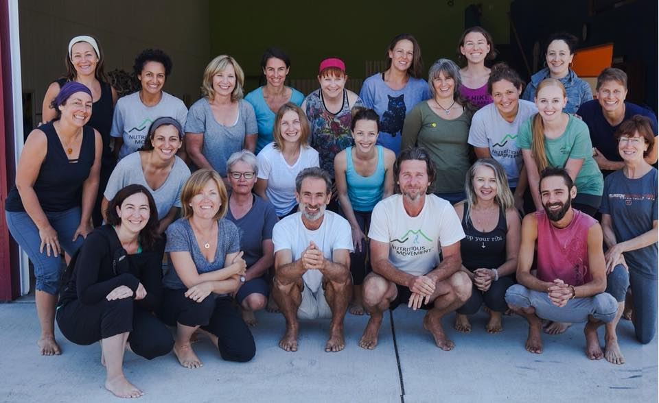 RES week - Aug 11-16, 2016 - 22 women strong! (The dudes in front are teachers...)