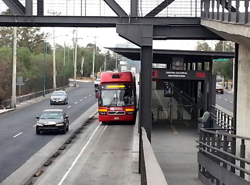 Estação do Metrobus
