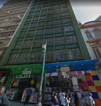 Edifício na Rua General Carneiro