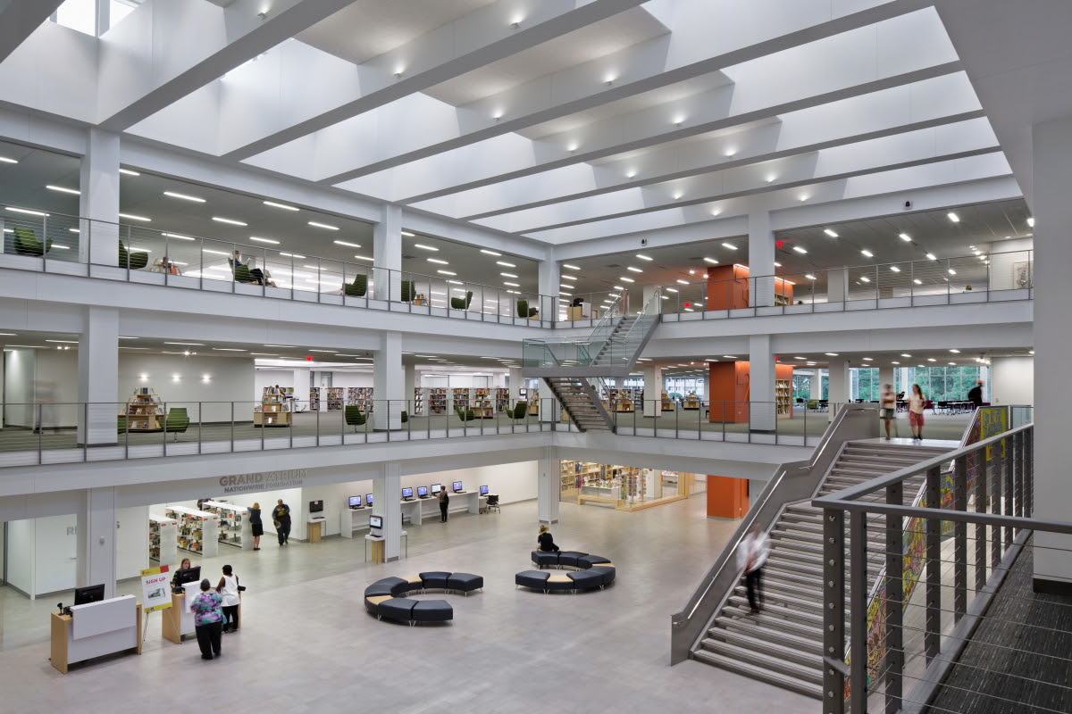 Columbus Metropolitan Library- Main Branch
