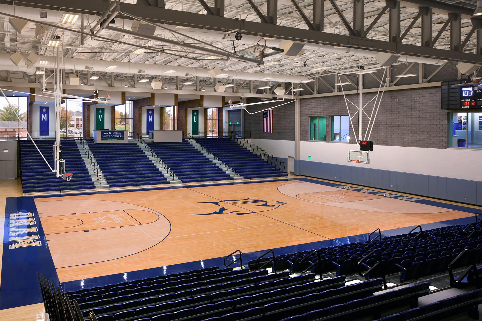 Mt. Vernon Nazarene University Ariel Arena