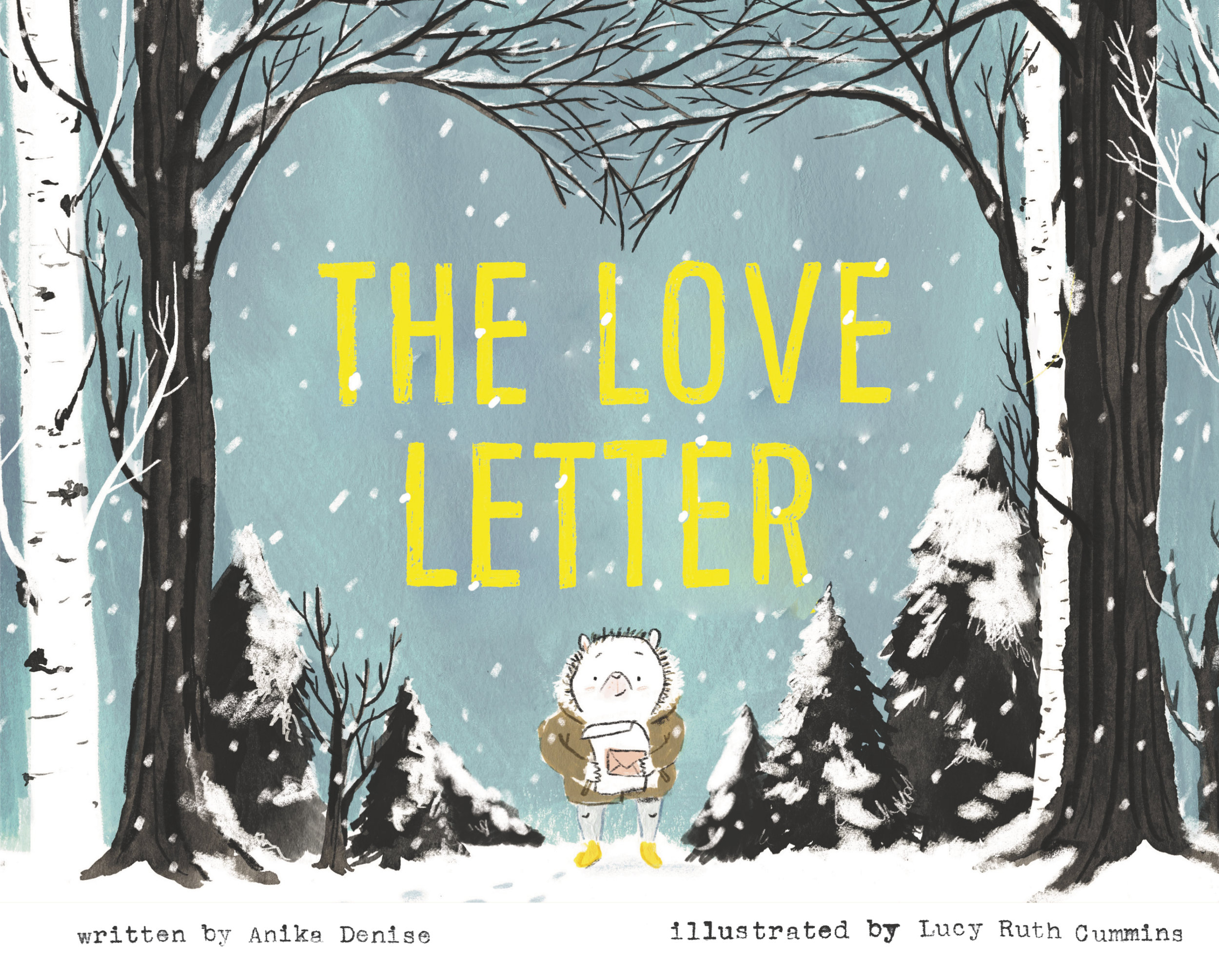 The Love Letter,  (written by Anika Almaduy Denise).