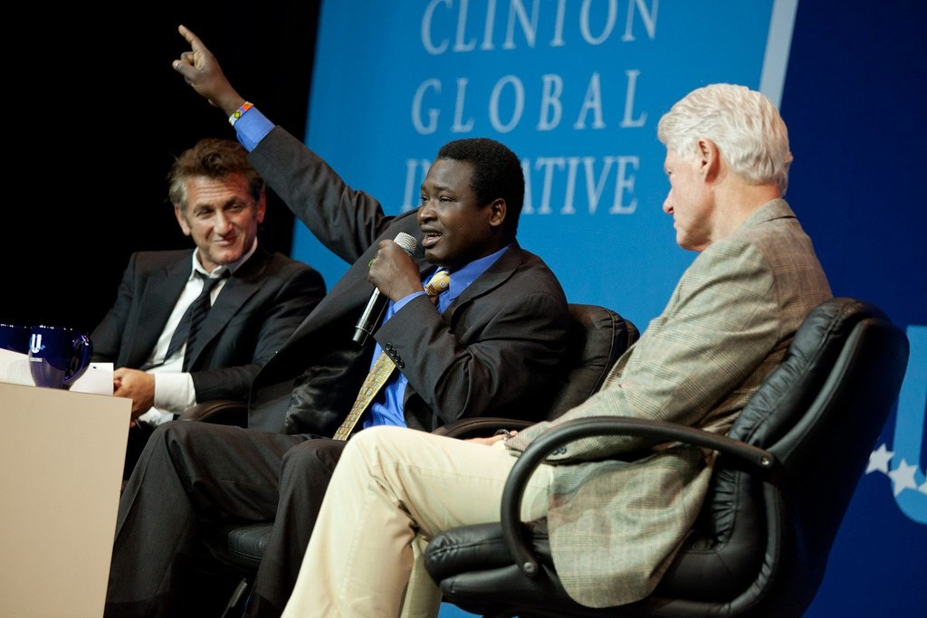 President Clinton Invites Kennedy to Join Clinton Global Initiative