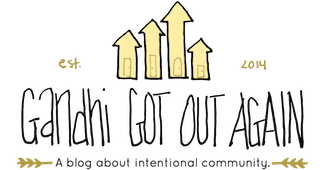 Follow Britney's writings about life in intentional community around the Yellow House at  britneywinnlee.com .