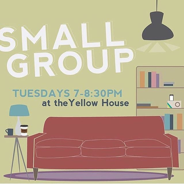 TONIGHT! We'll be talking about the Wisdom of Stability and we'll have coffee and cookies ready at 6:45 if you'd like to join us!