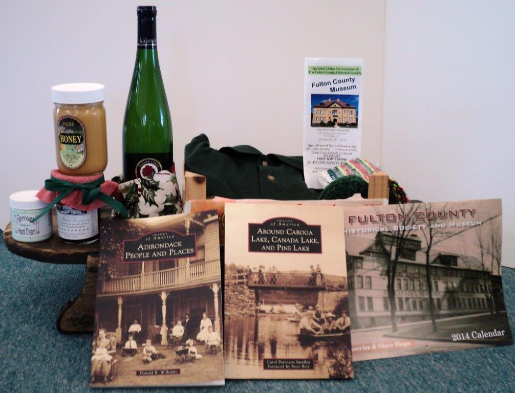 #13 Enjoy an Upstate New York Sampling, donated by: Fulton County Historical Society