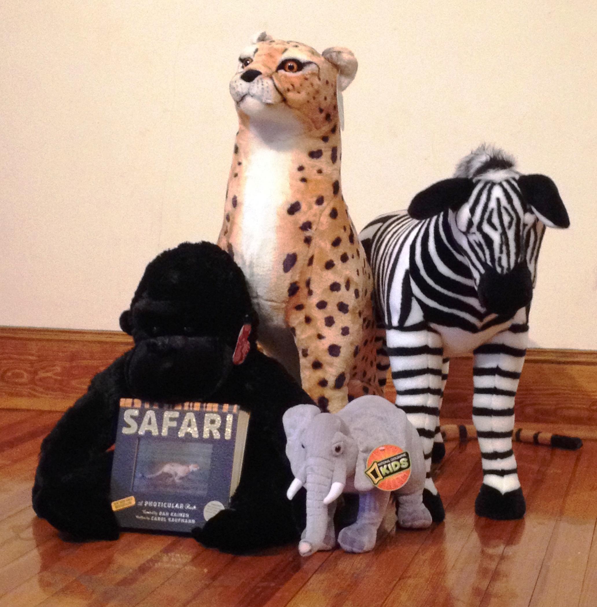 #2 Safari Friends 2