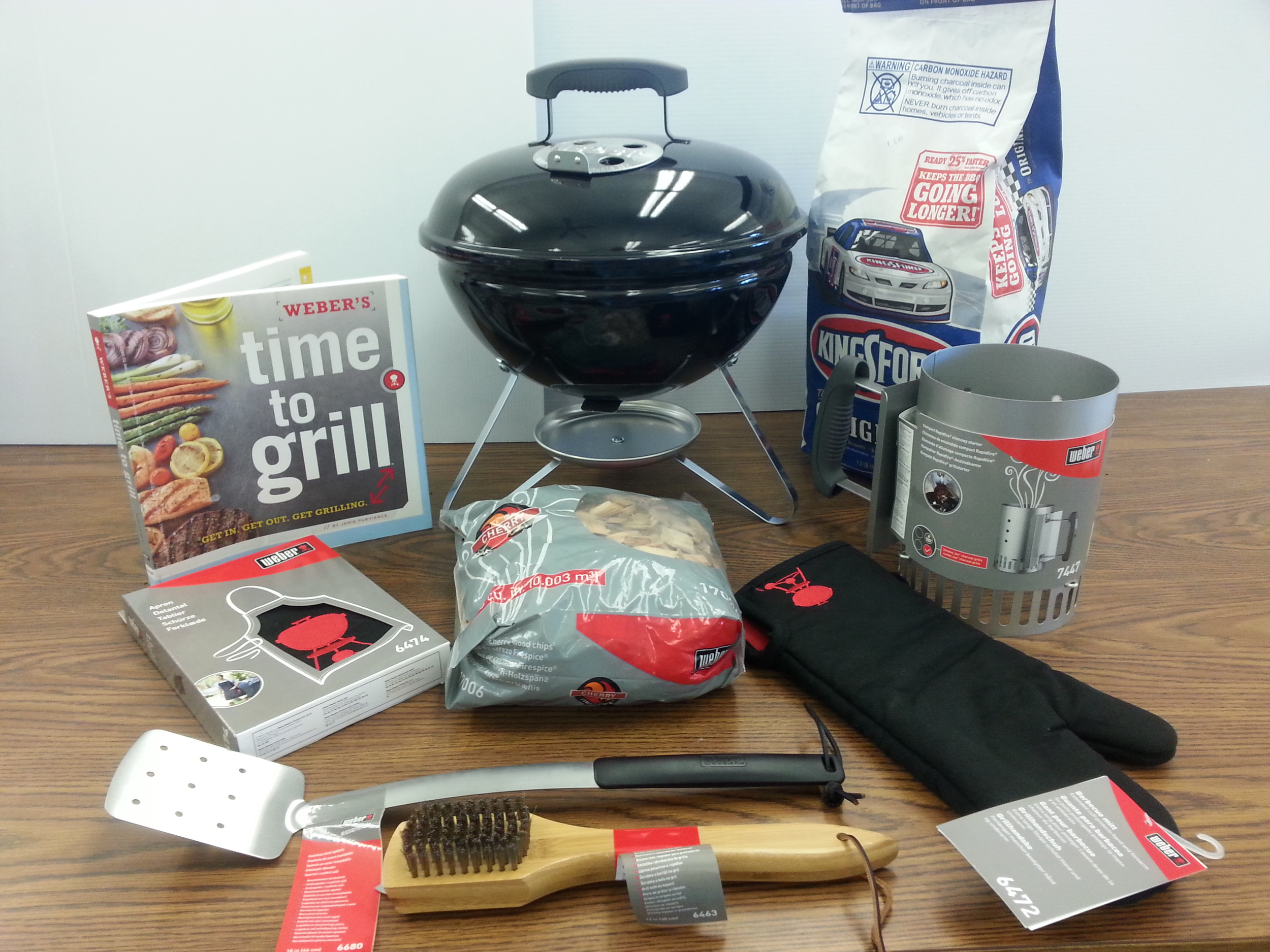 #7: Time to Grill