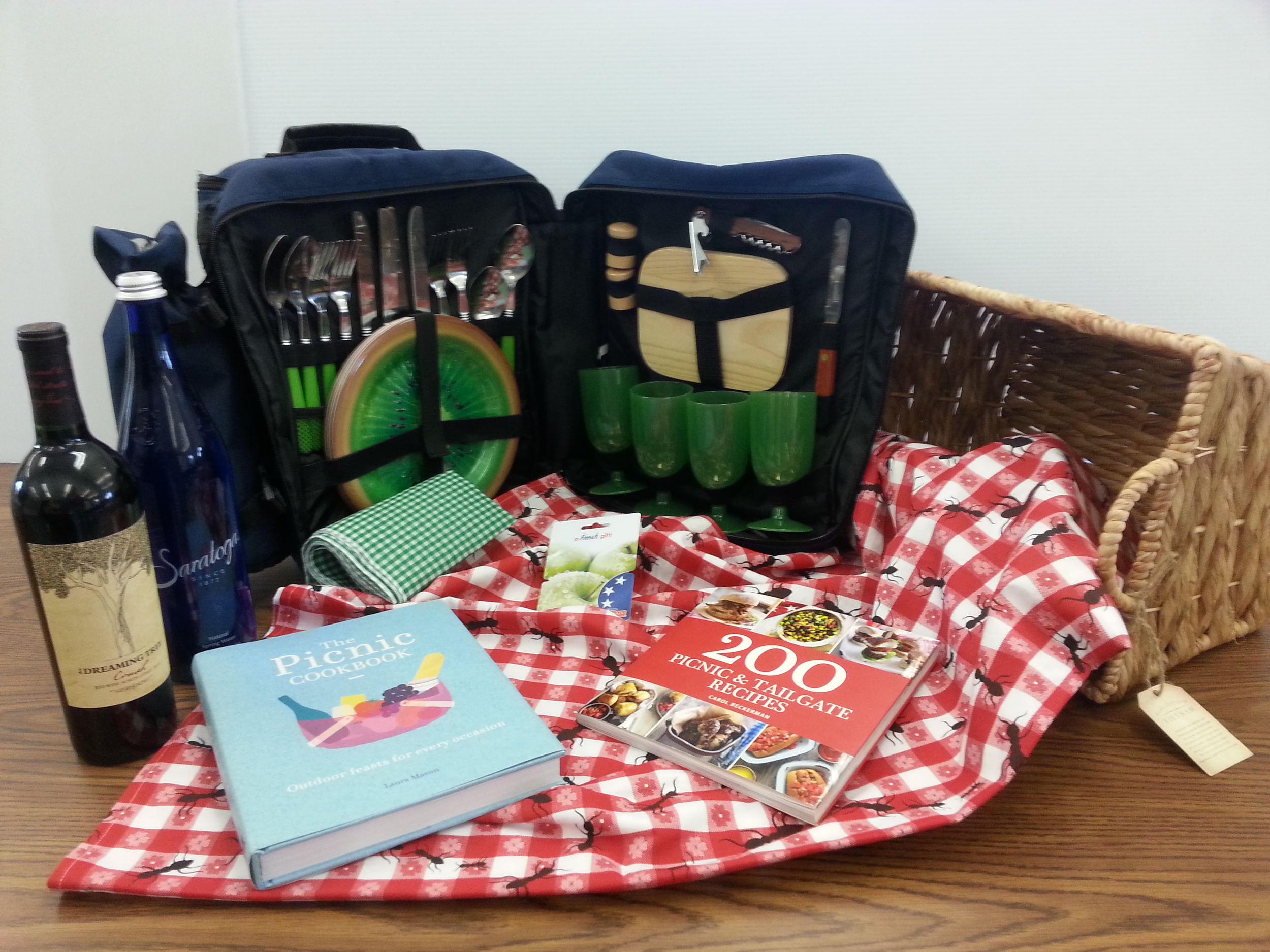 #13: Ready to Go: Picnic or Tailgate with Fun and Class