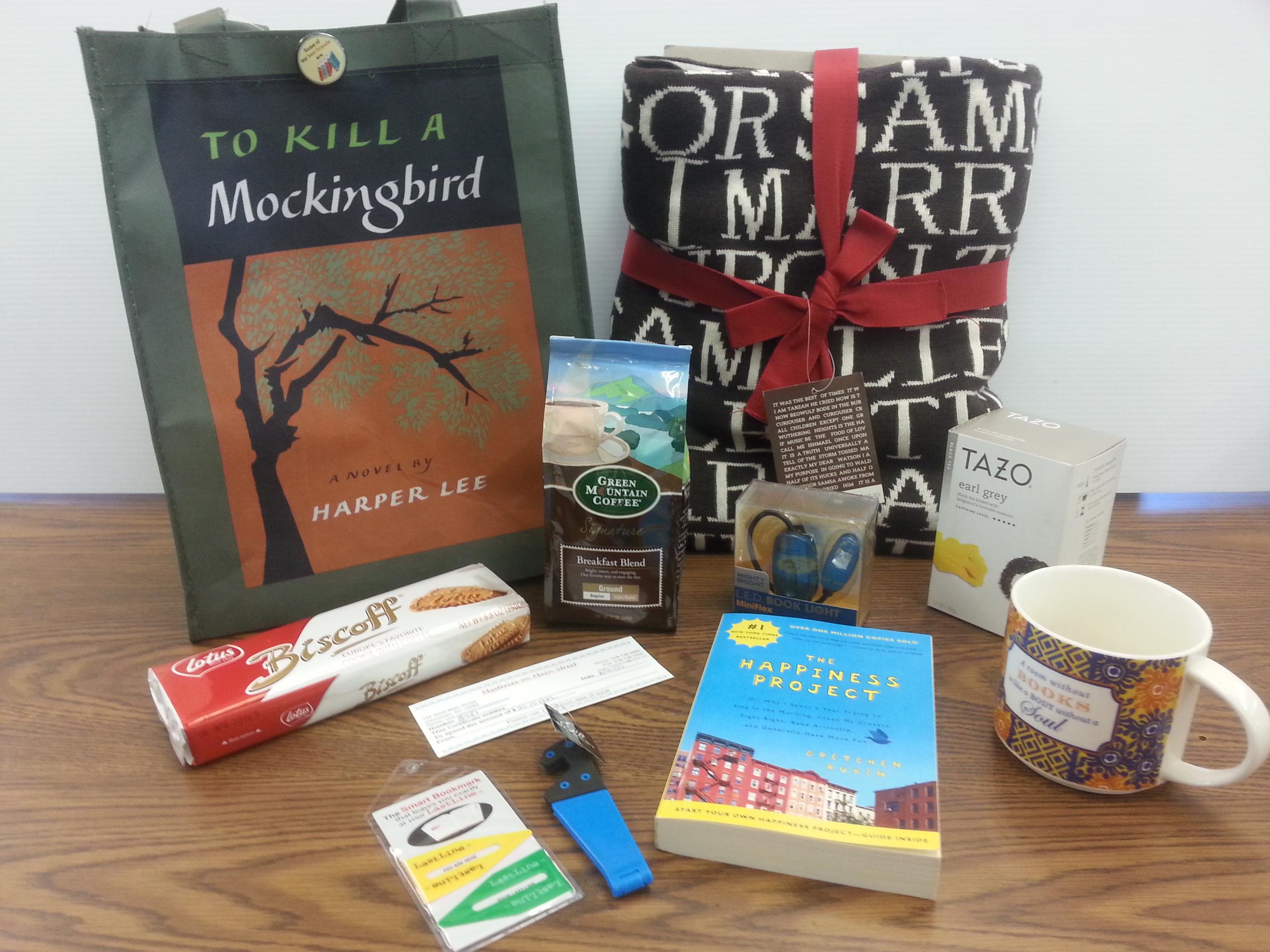 #16: Book Lover's Survival Kit