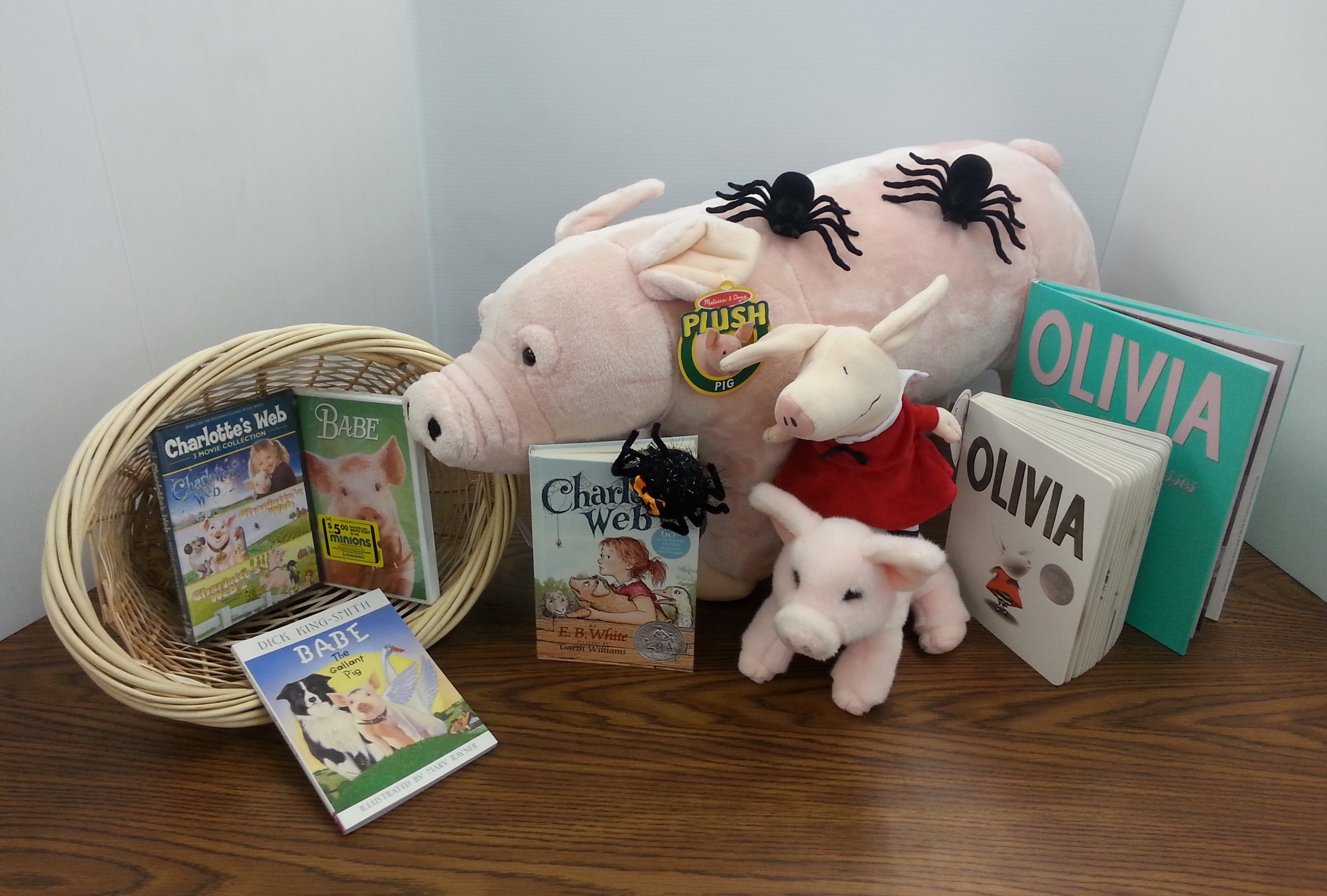 #21: Learning About 3 Famous Pigs