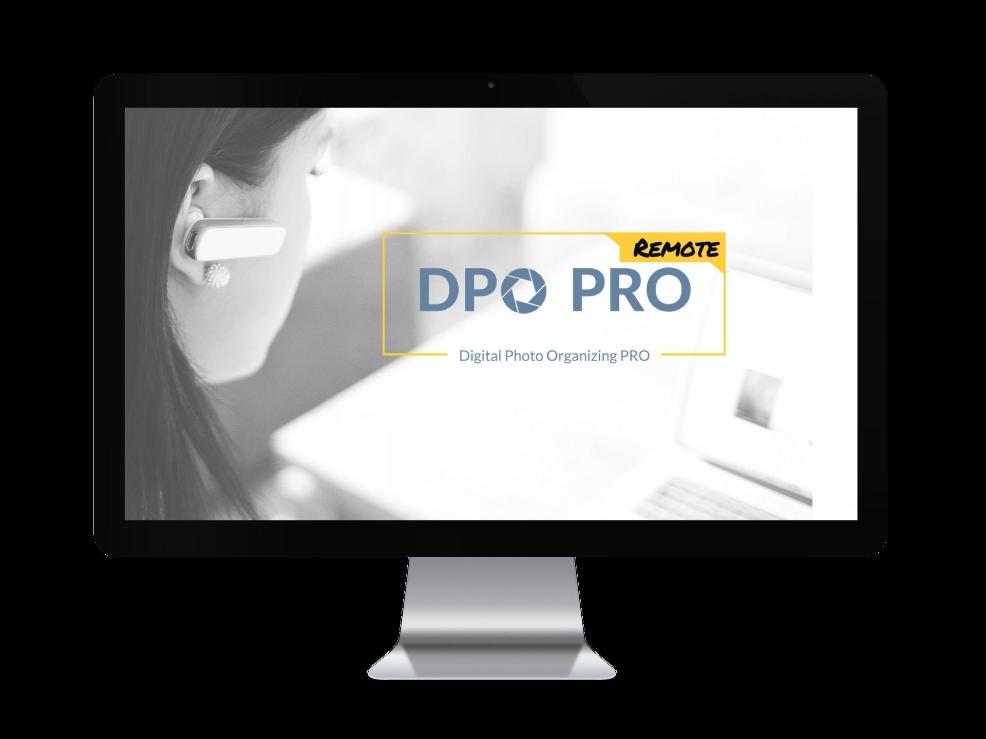 DPO PRO Remote