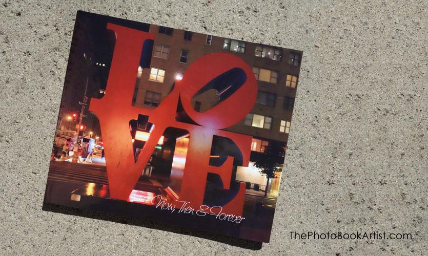 Valentine's Photo Book by The Photo Book Artist