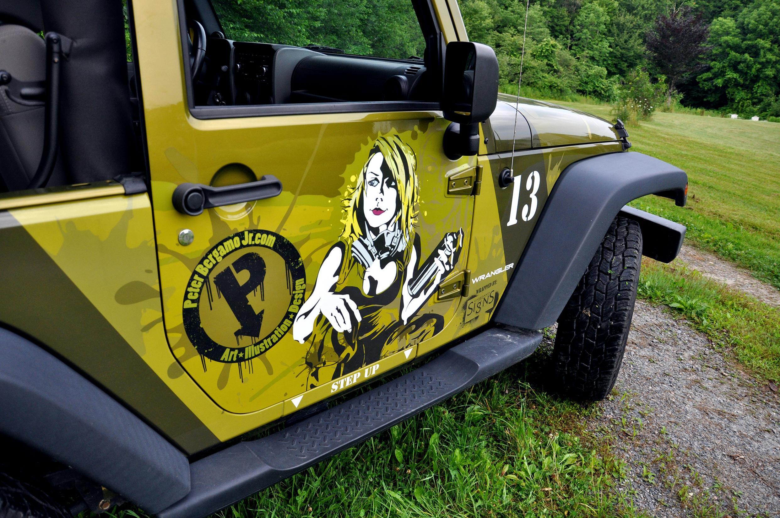 Jeep Wrap