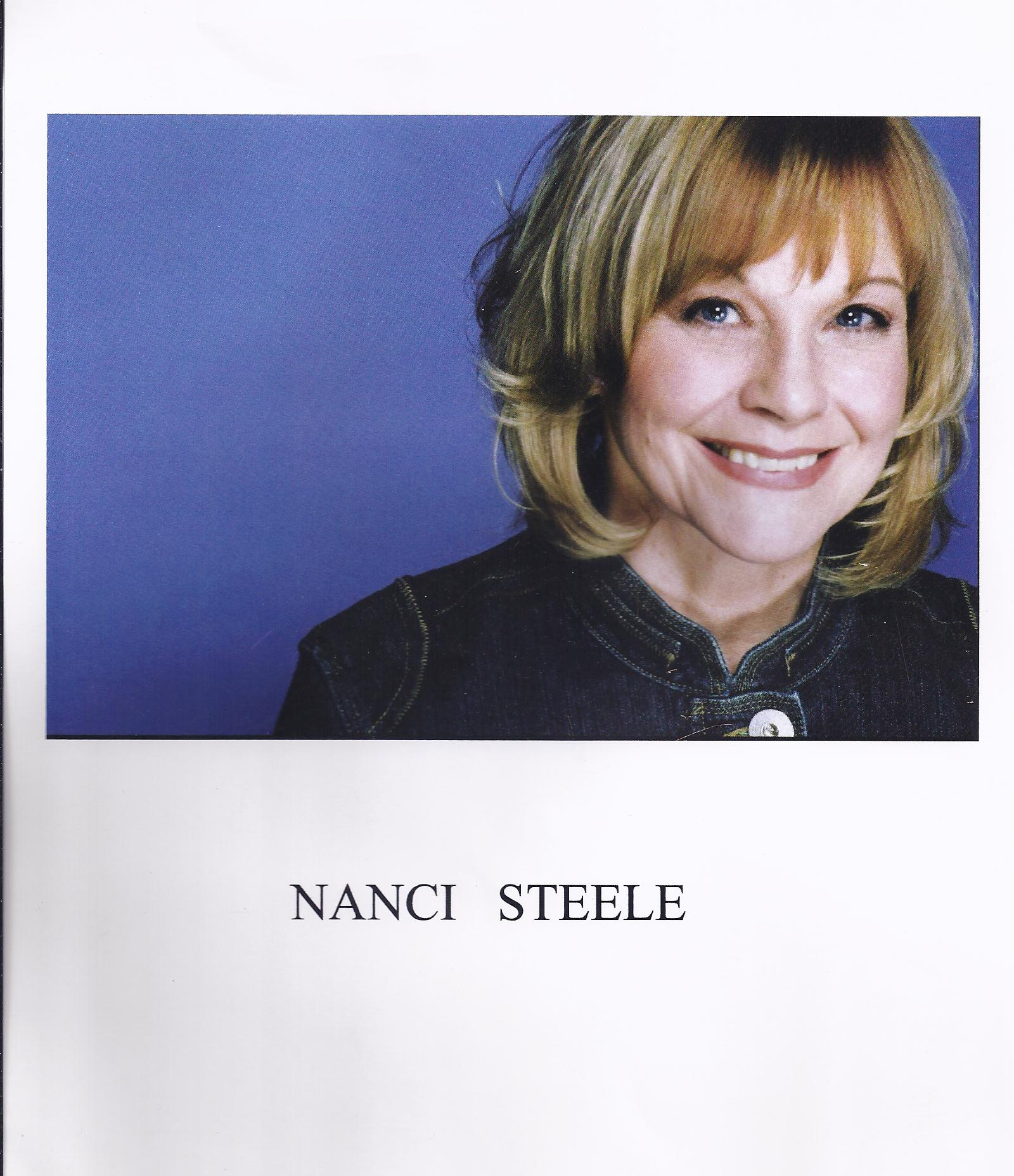 Nanci Steele