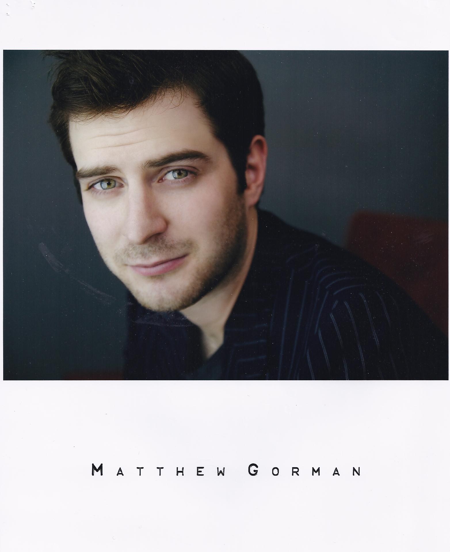 Matthew Gorman