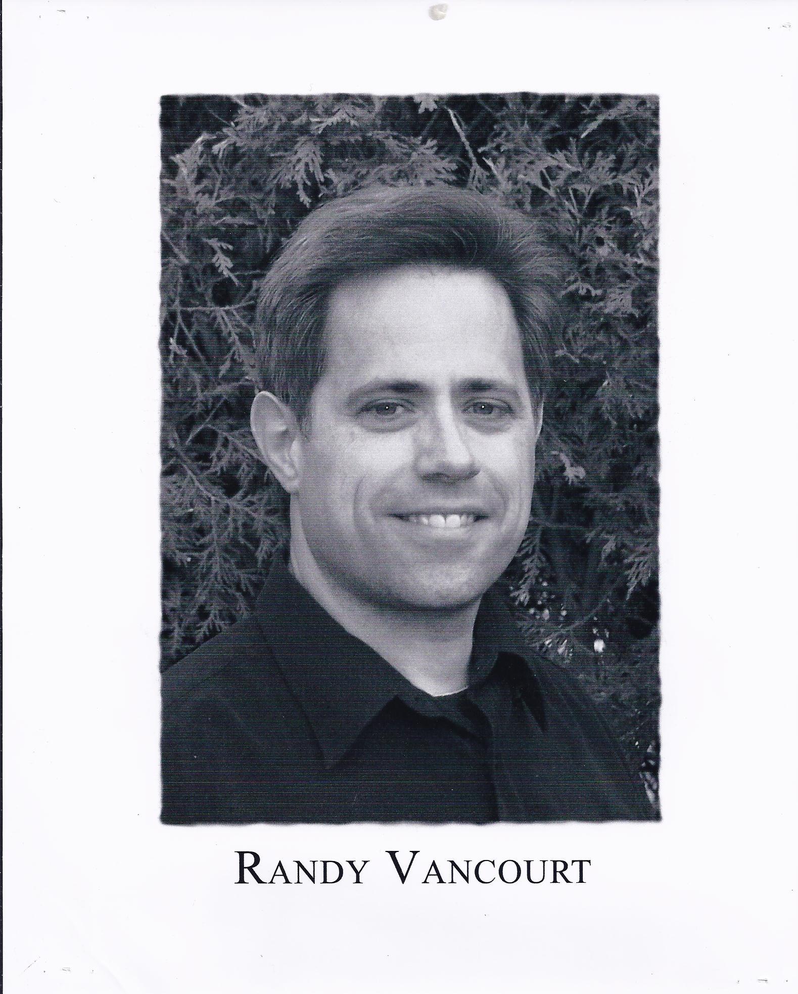 Randy Vancourt