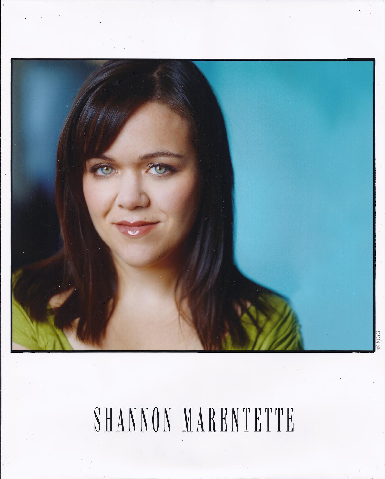 Shannon Marentette