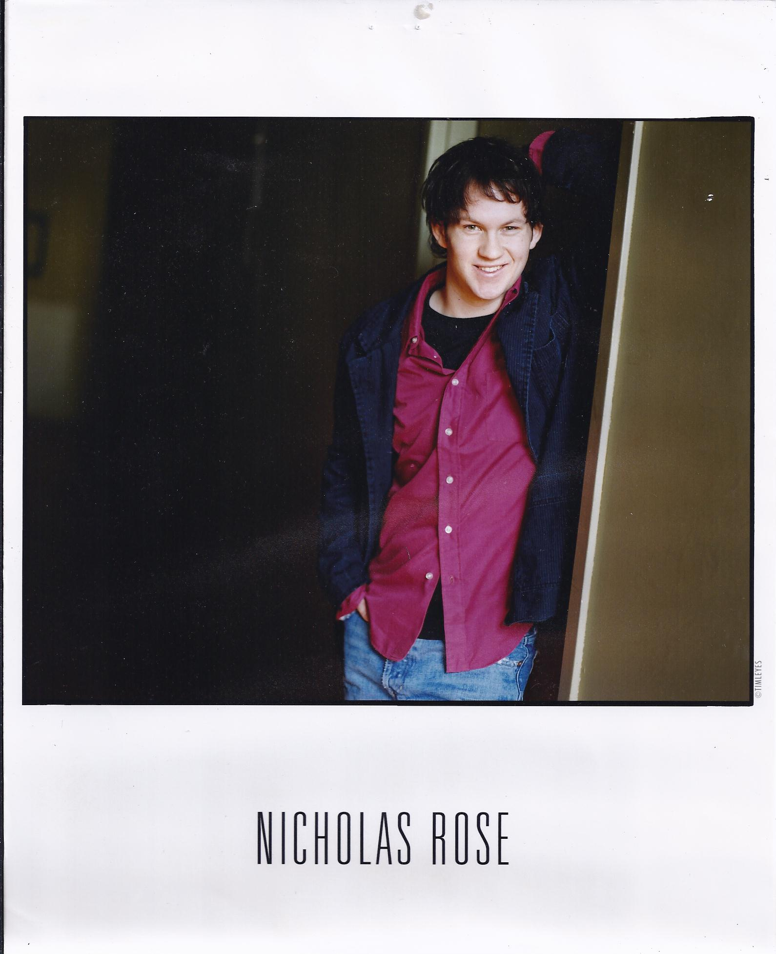 Nicholas Rose