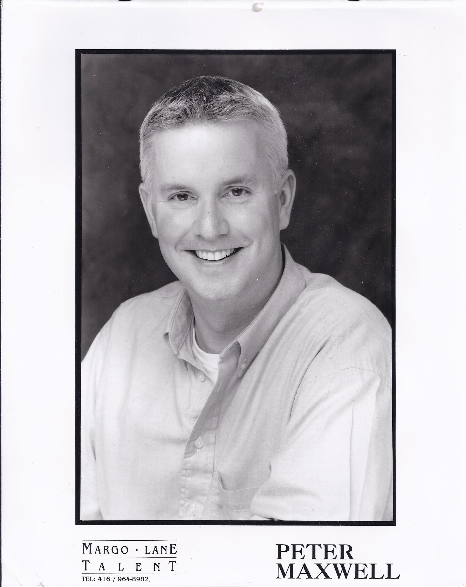 Peter Maxwell