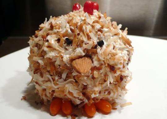 chick-cupcake