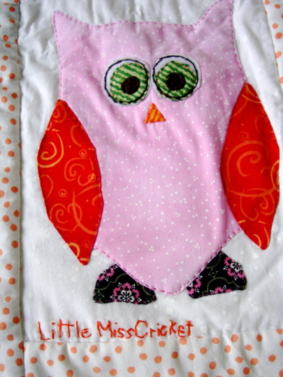 owl-quilt-close-up