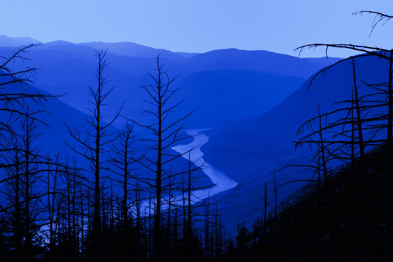 Fraser River Blues