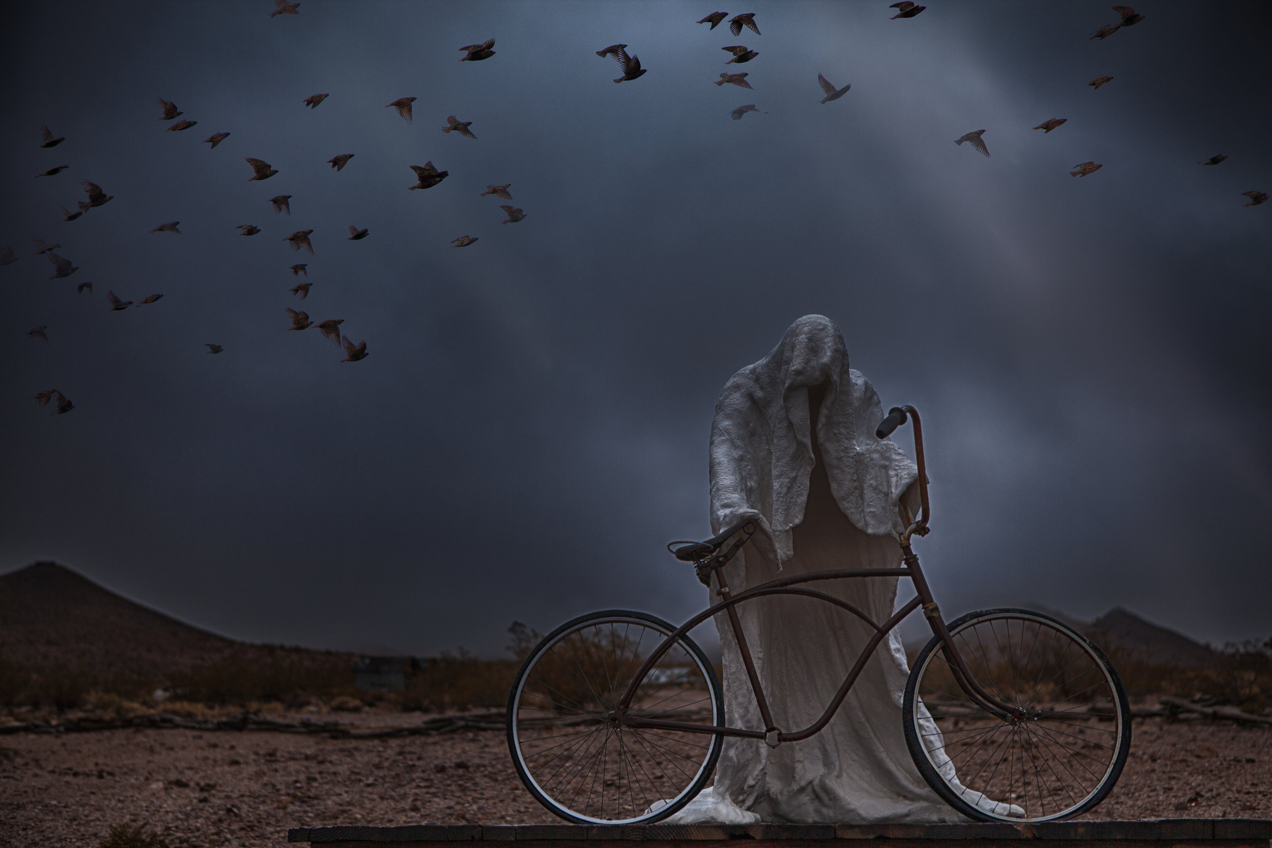 Reaper Ride, a dark and foreboding composite image won COPS 2015 photo of the year.