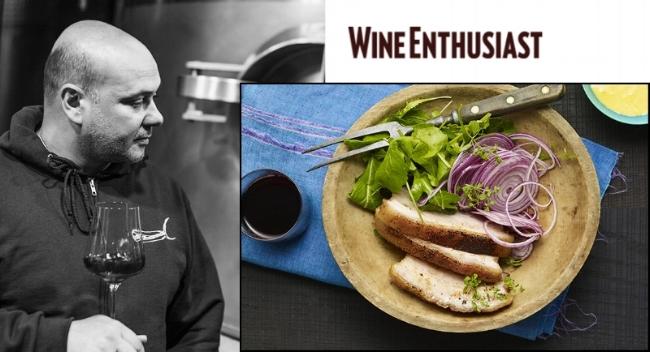 Pork Belly Roast  Chef Emanuele Bartolini, of the restaurant La Balena, brings classic Tuscan cuisine to the Monterey Peninsula with this easy to make pork recipe.  BY MATT KETTMANN